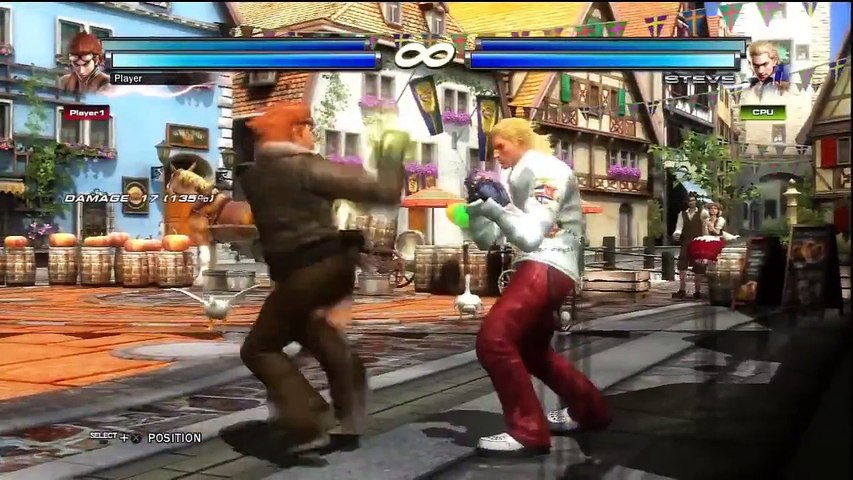 Tekken Tag 2 Jin Hwoarang Combo Exhibition Video Dailymotion