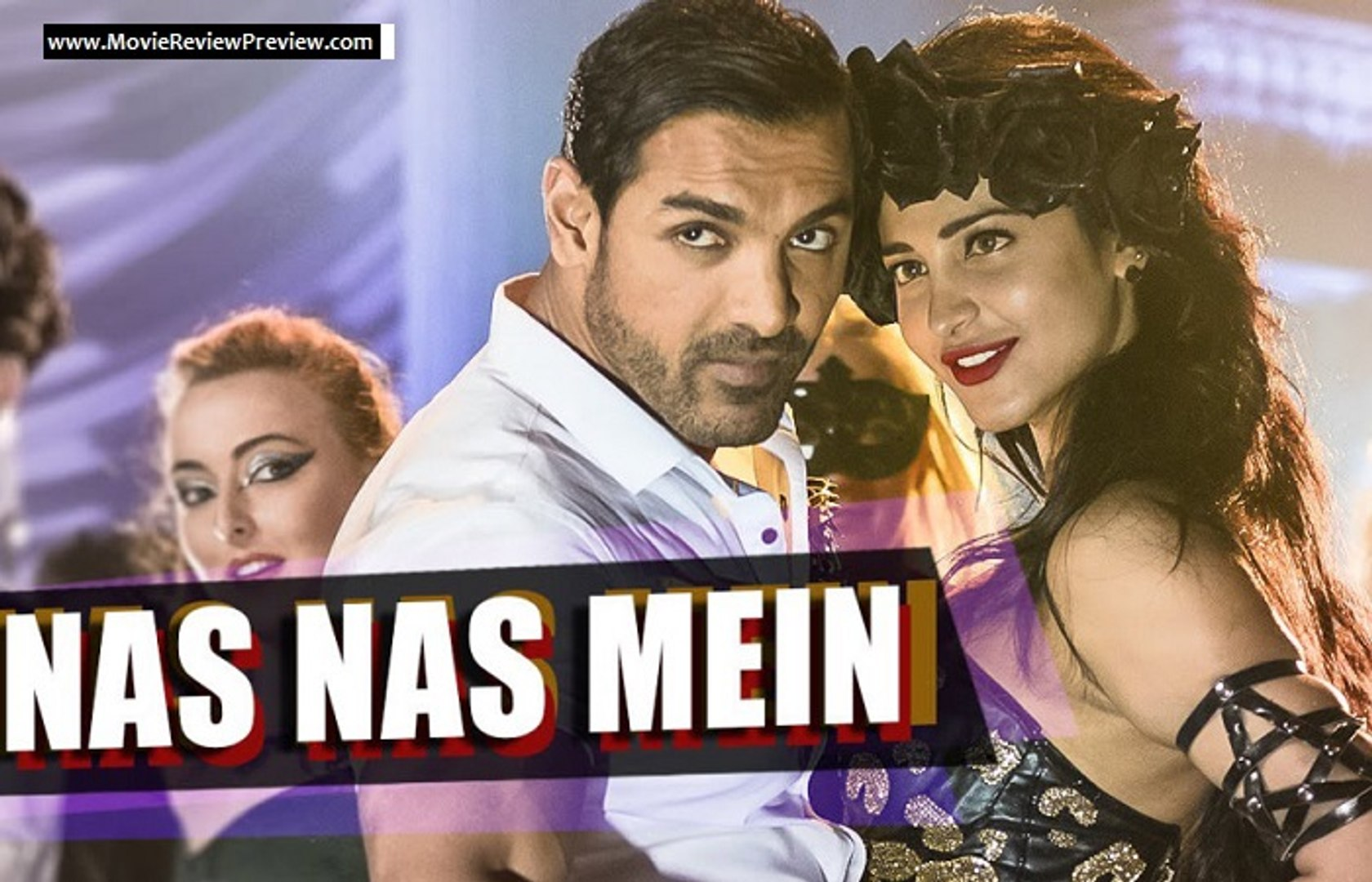 Nas Nas Mein HD Video Song - Welcome Back [2015]