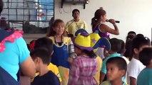 """Fiesta de Bienvenida de los alumnos del primer grado de la IE """"San Juan"""" 2011"""
