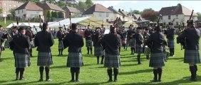 Scottish Power Pipe Band at Gourock 2011