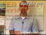Why Link Exchange? Best Back Linking Strategy backlinking for site on Bulkping Video