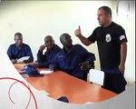 Retratos de Angola - Policia de Intervenção Rápida (PIR).