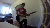 One Step Closer - Linkin Park (Amplitube guitar cover)