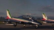 Comandante delle Frecce Tricolori: presto avremo una donna pilota