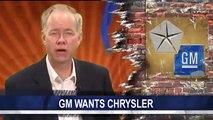 UN Criticizes Biofuel; GM, Chrysler Merge Autoline Daily 5