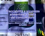 TRACCIABILITA' E SICUREZZA ALIMENTARE A TUTELA DEL CONSUMATORE