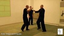 Self-defense martial art Wing Chun - Simple self-defense martial arts effectively
