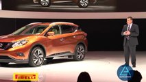 "Nissan debuts 2015 Murano, JUKE and new JUKE ""Color Studio"" at Los Angeles Auto Show"