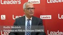 Radhi Meddeb: Leaders le 8-09-2015
