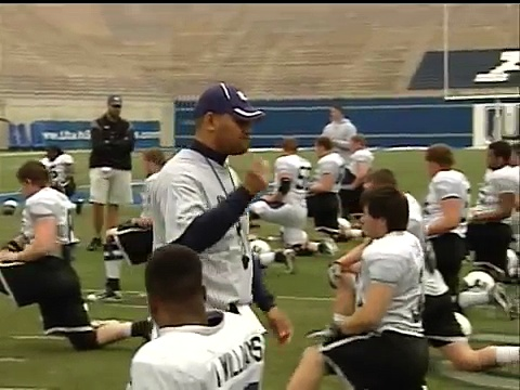 Coach Tuiaki – RB Coach, Utah State University