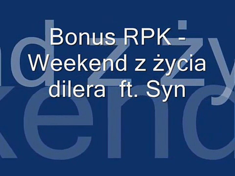 rpk weekend z zycia dilera mp3