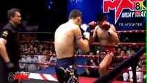 Max Muay Thai, Action Decmuaythaipataya Thai Vs Toby Smith Australia 09 August 2015