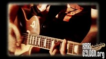 Shotgun Blues (Guns N' Roses) Full band cover & Solos - Guitar/Bass/Drums (Karl Golden)