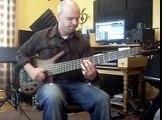 Warwick Thumb Bass Funk Slap Solo (Jose Castillo)