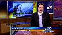 Florida Man Finds Golf Ball on Gators Head   Ridiculous News