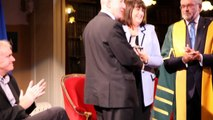 UCD Philosophy Professor Dermot Moran awarded Royal Irish Academy Gold Medal 2012