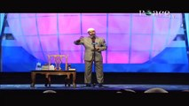 Christian accepts Islam after posing a question to Dr. Zakir Naik