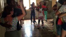 Cours de son niveau avancé stage carnaval de santiago
