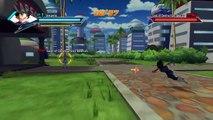 DRAGON BALL XENOVERSE - SSJ2 Vegeta vs. God Of Destruction Beerus