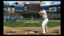 MLB 09 The Show: Yankees vs Red Sox 4th bottom inning and 5th top inning