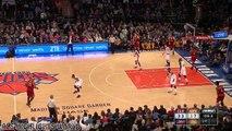 Cavaliers Big 3 Full Highlights 2015.02.22 at Knicks - 52 Pts, 10 Rebs, 10 Ast Commbind