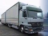 Mercedes Benz 2535 Actros 6x2