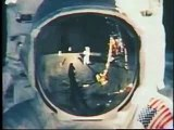 Rare NASA footage of  Apollo 11 Astronauts Staging Part of Moon Mission.