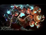 Tony Royster Jr - Dennis Chambers Drum Jam Battle Part 2