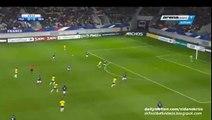 0-1 Presnel Kimpembe Own Goal _ France v. Brazil - U21 Friendly 08.09.2015