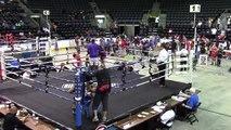 Ringside Worlds 2015: Peter Frakes(Cincinnati,OH) vs Jack Hemmings(Toronto, Ontario)