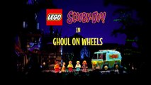 LEGO Scooby Doo Ghoul On Wheels