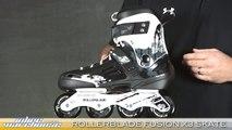 Rollerblade Fusion X3 Urban Inline Skate