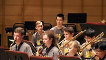 "UBC Summer Music Institute Sr. Jazz Band 2015 - ""Moten Swing"""