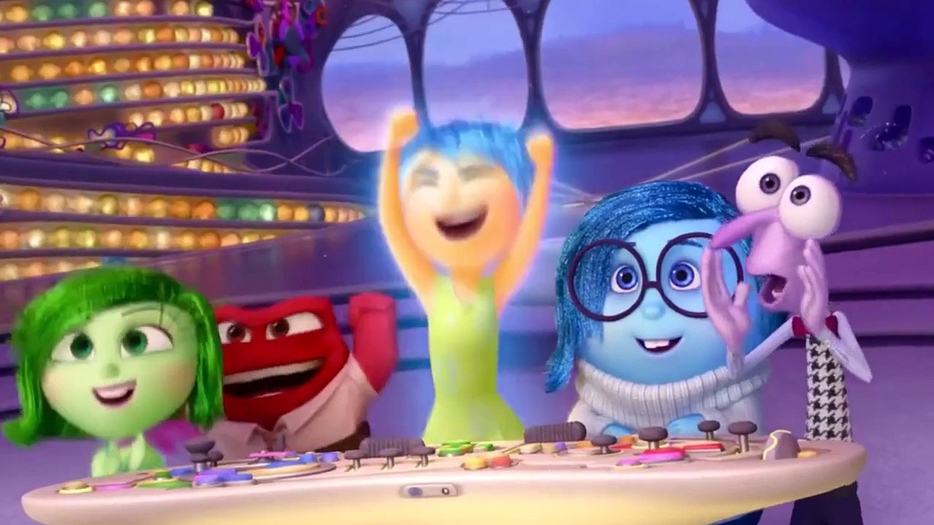 Inside Out Music Video (Cool Kids)
