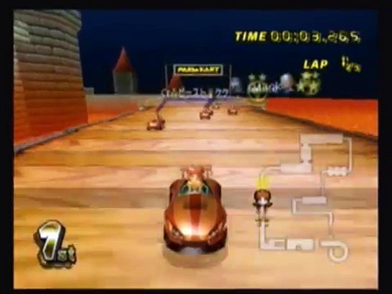 Mario Kart Wii Daisylicious Gp2 N64 Bowser S Castle 4 4 Final