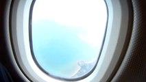 Lufthansa A340-300 Landing At Kuala Lumpur International Airport