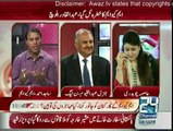News Point With Asma Chaudhry - 8th September 2015