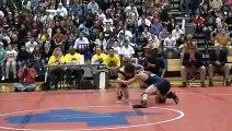 2009 Texas Wrestling State Finals Match-112 lbs Nick Herrmann vs Jarrod Trotter