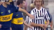 Juventus Legends vs Boca Juniors Legends 1-1. All Goals. UNESCO Cup 2015