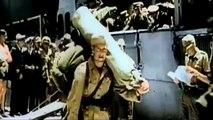 Wehrmacht  - Panzer rollen in afrika vor-  in Colour