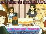 Les 4 filles du Docteur March 01