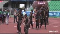 Congo, Préparatifs des Jeux africains