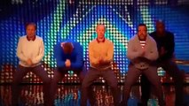 Britains Got Talent 2015 - Old Men Grooving bust a move and maybe their backs