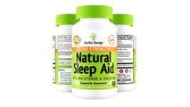 Natural Sleep Aid, 100% Herbal, Sleeping Pill for Insomnia, Fall Asleep Fast & Sleep Longer
