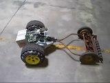 robotic RC lawn mower