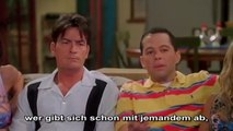 Two and a half Men- Bonusmaterial- Extra: Verpatzte Szenen- German Subbed