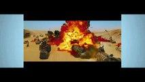 Mad Max Fury  Road Featurette  Tanker Explosion  2015 George  Miller Apocalypse