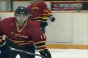 OUA Men's Hockey West Semifinal - Laurier vs Guelph - Game 1