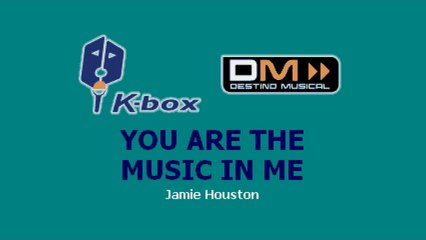 Karaoke Box - You Are The Music In Me (In The Style Of / Al Estilo De : High School Musical)