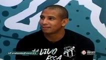 """Rafael Costa: """"A minha comemoração é dedicada ao meu filho"""""""